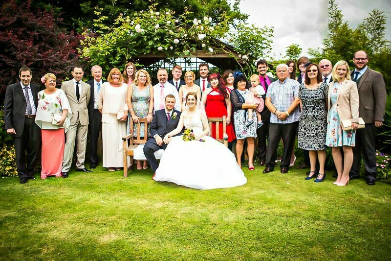 Garstang Country Hotel Weddings RP 11