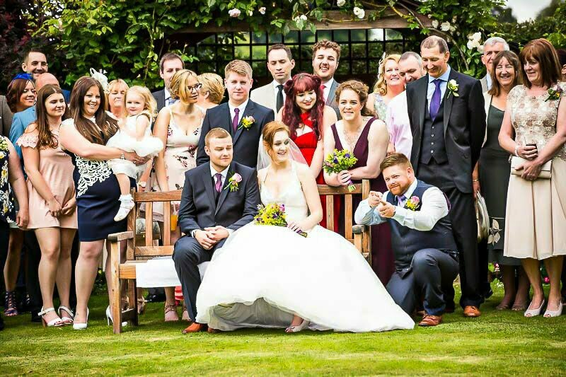 Garstang Country Hotel Weddings RP 13