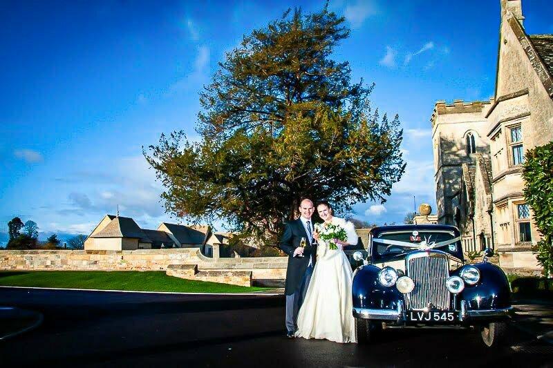 Wedding at Ellenborough Park DA gps 12