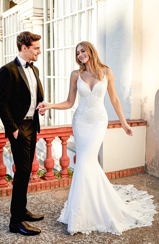 Wedding Dresses by Ronald Joyce 19
