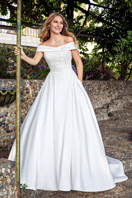 Wedding Dresses by Ronald Joyce 7
