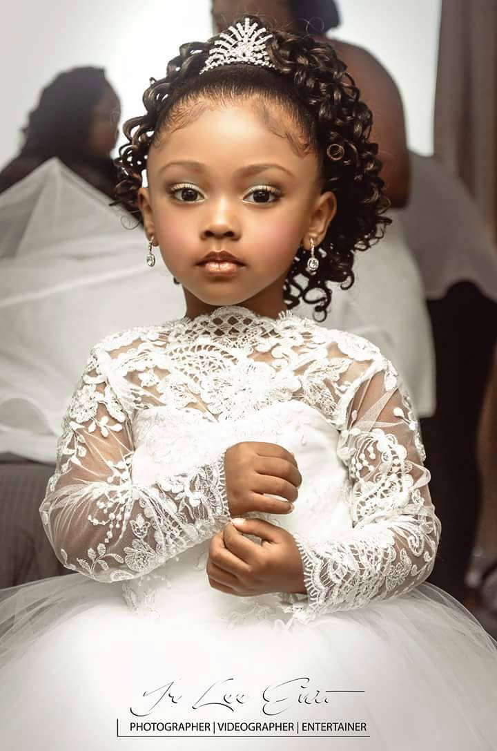 Wedding hair for black women 22