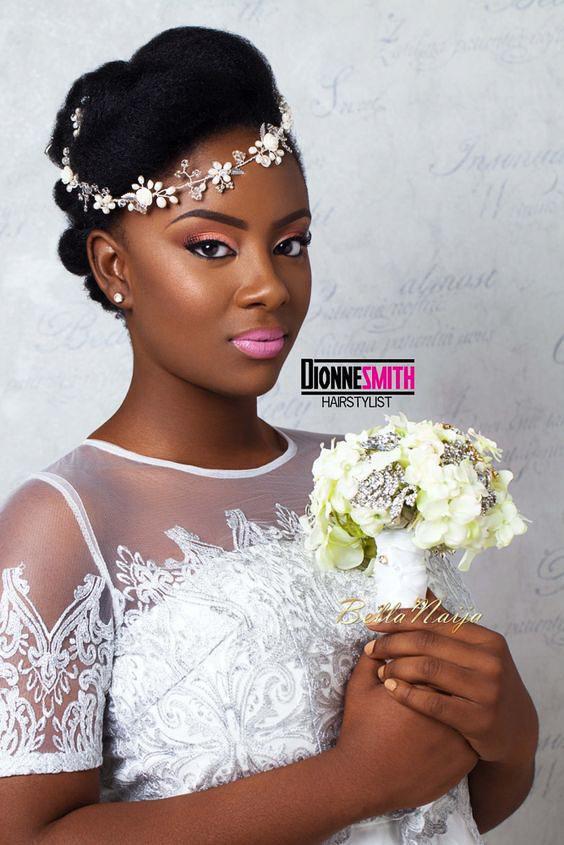 Wedding hair for black women 27