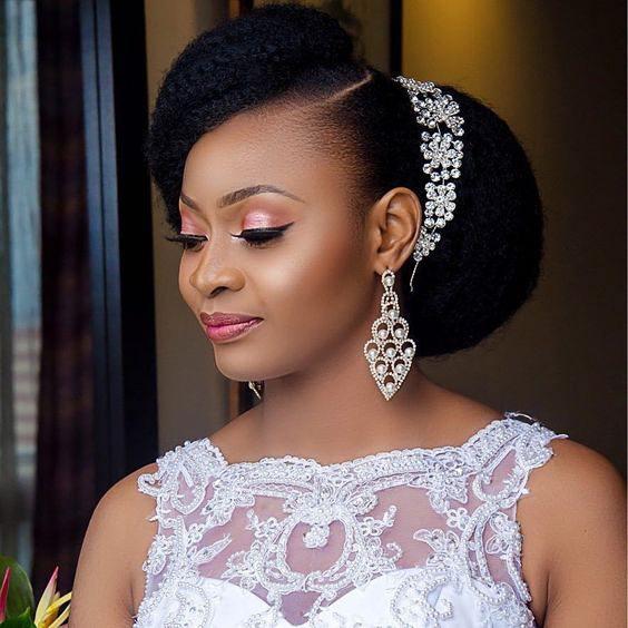 Wedding hair for black women 29