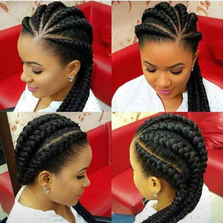 Wedding hair for black women 36