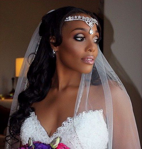 Wedding hair for black women 42