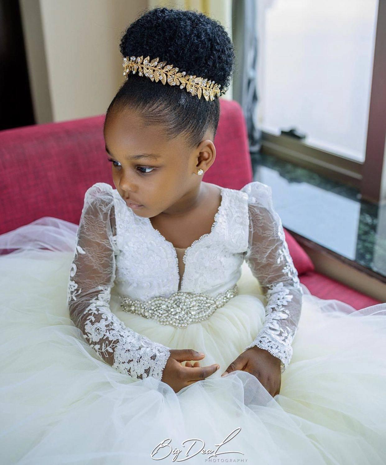 Wedding hair for black women 6