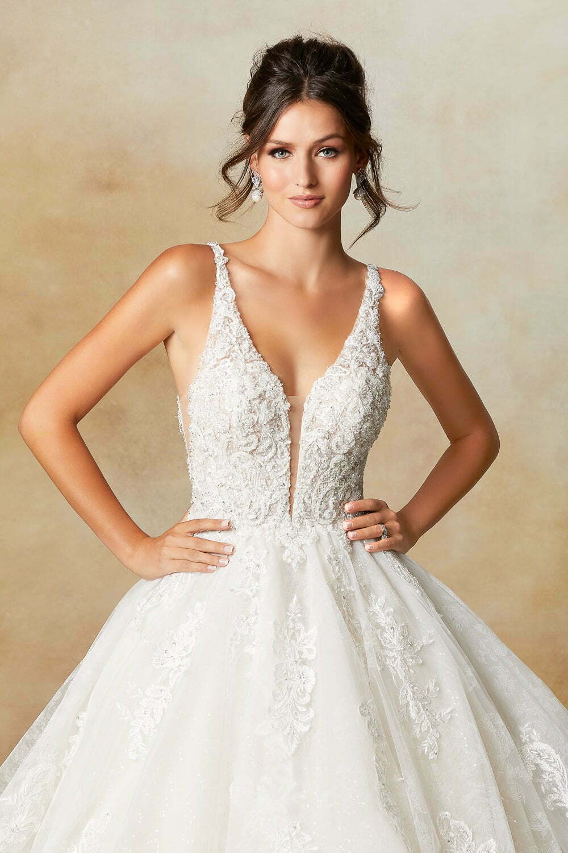 Wedding dress inspiration 1