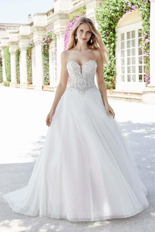 Wedding dress inspiration 105