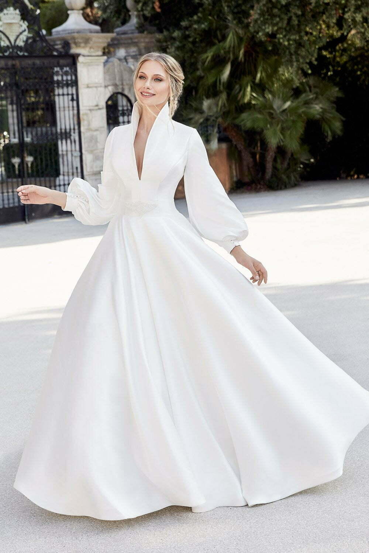 Wedding dress inspiration 109