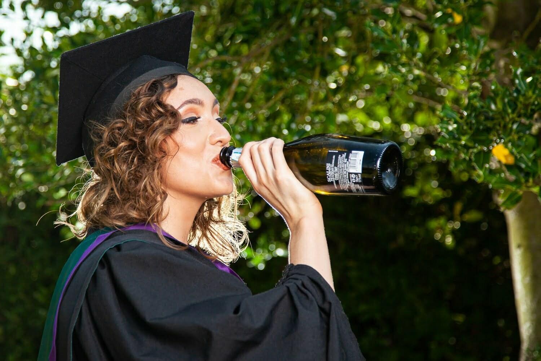Edge Hill graduation photoshoot 35