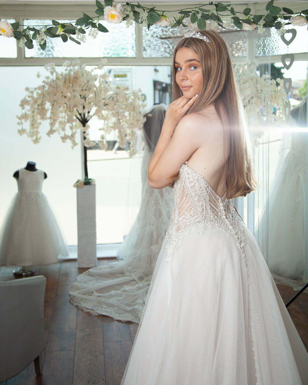 Trudy Smith Bridal Ormskirk 28