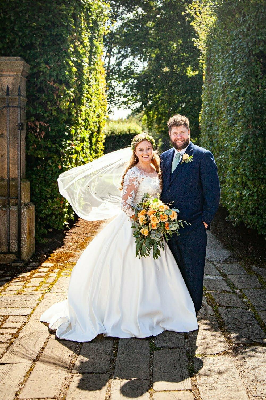 Meols Hall Weddings 13