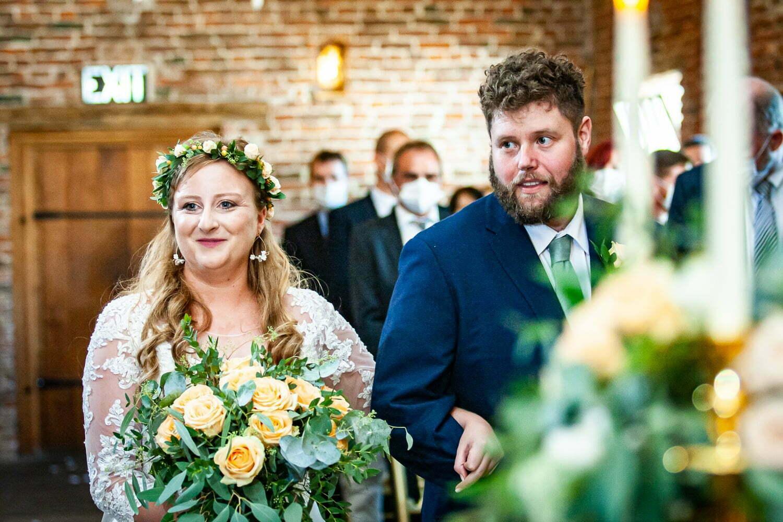 Meols Hall Weddings 6