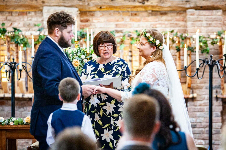 Meols Hall Weddings 8
