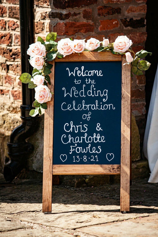Moels Hall Wedding 1