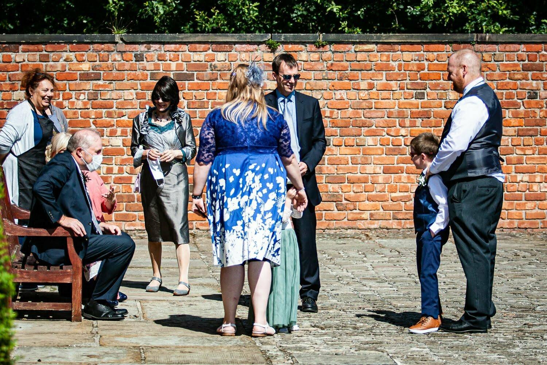 Moels Hall Wedding 36