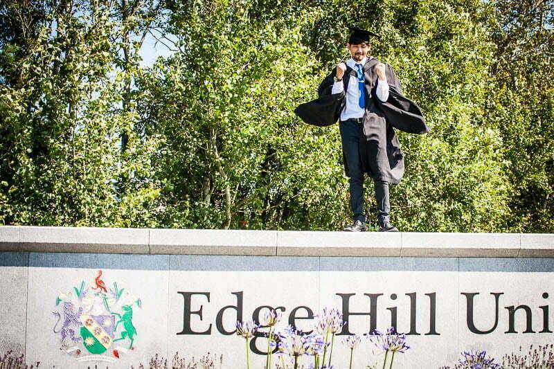 edge hill graduation p 23