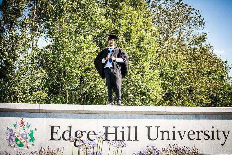edge hill graduation p 24