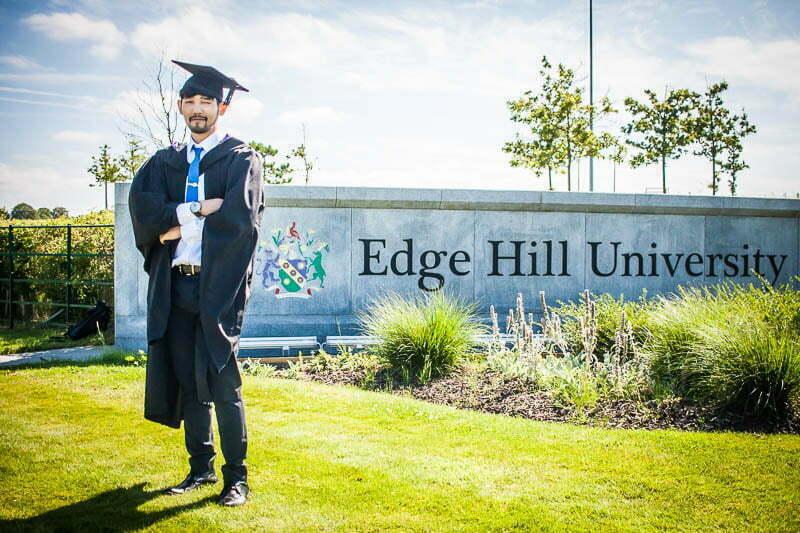 edge hill graduation p 25