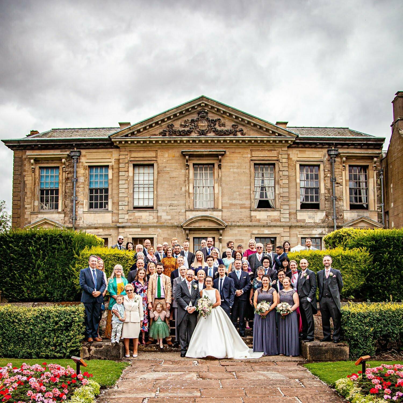 Coombe Abbey Wedding 14