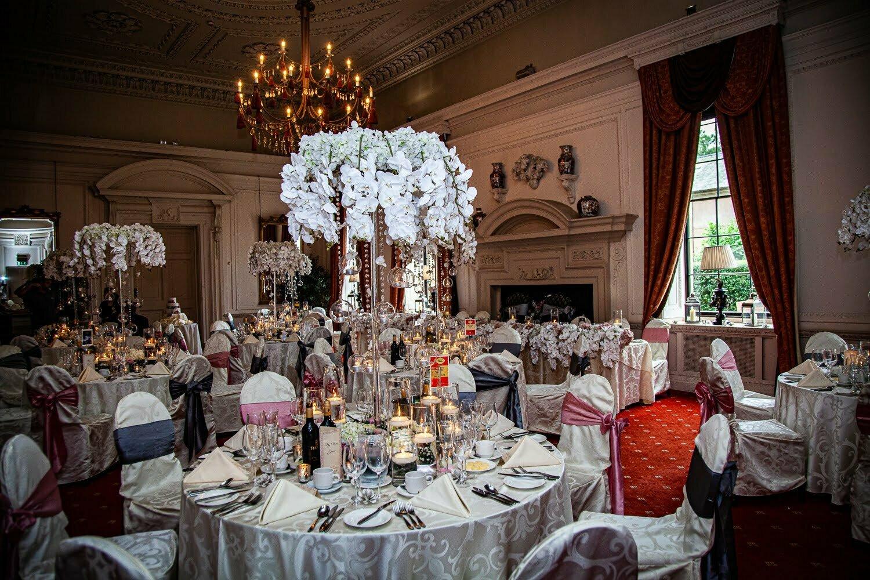 Coombe Abbey Wedding 17