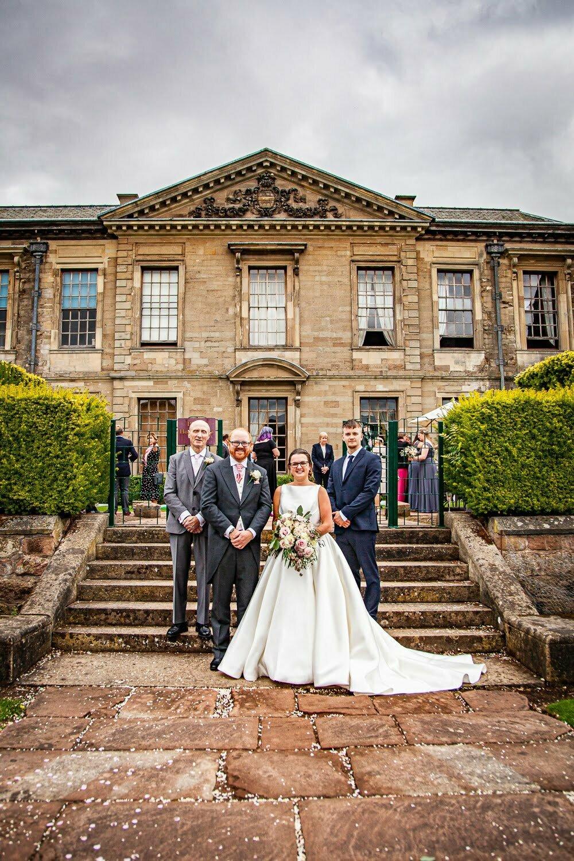 Coombe Abbey Wedding Web 153