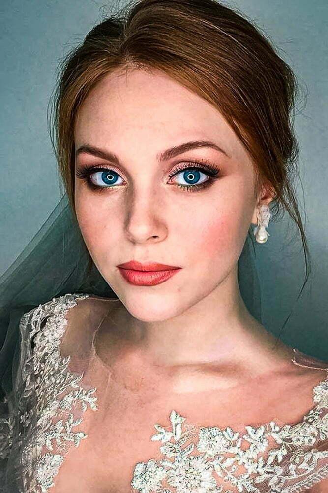 wedding makeup Ideas 17