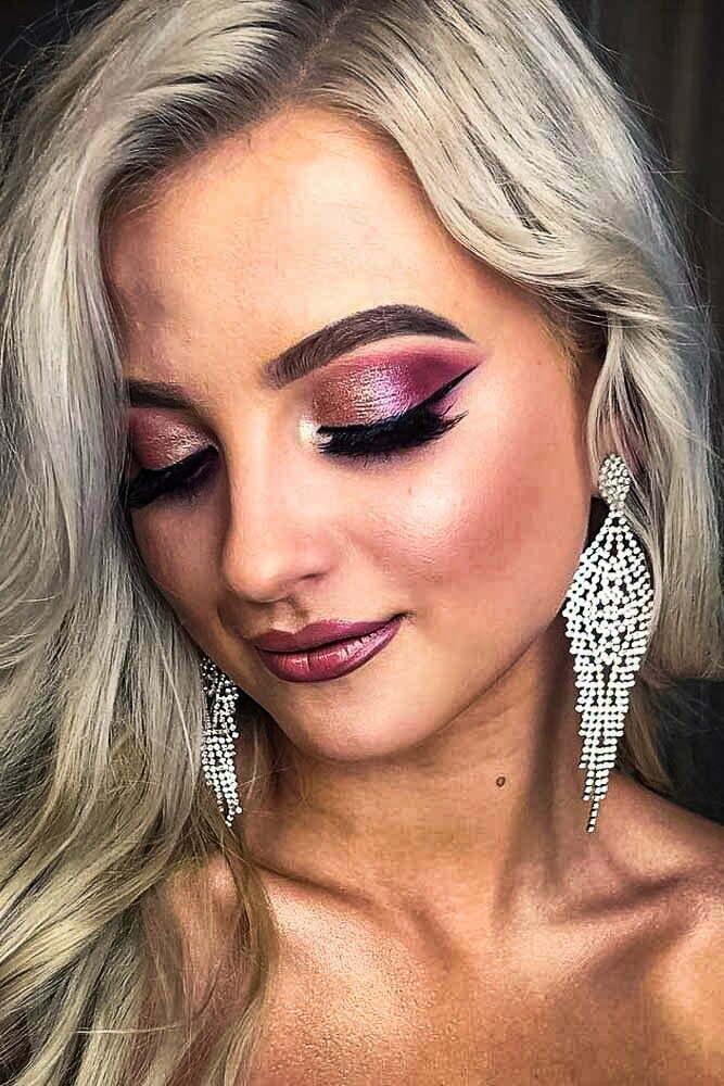 wedding makeup Ideas 19
