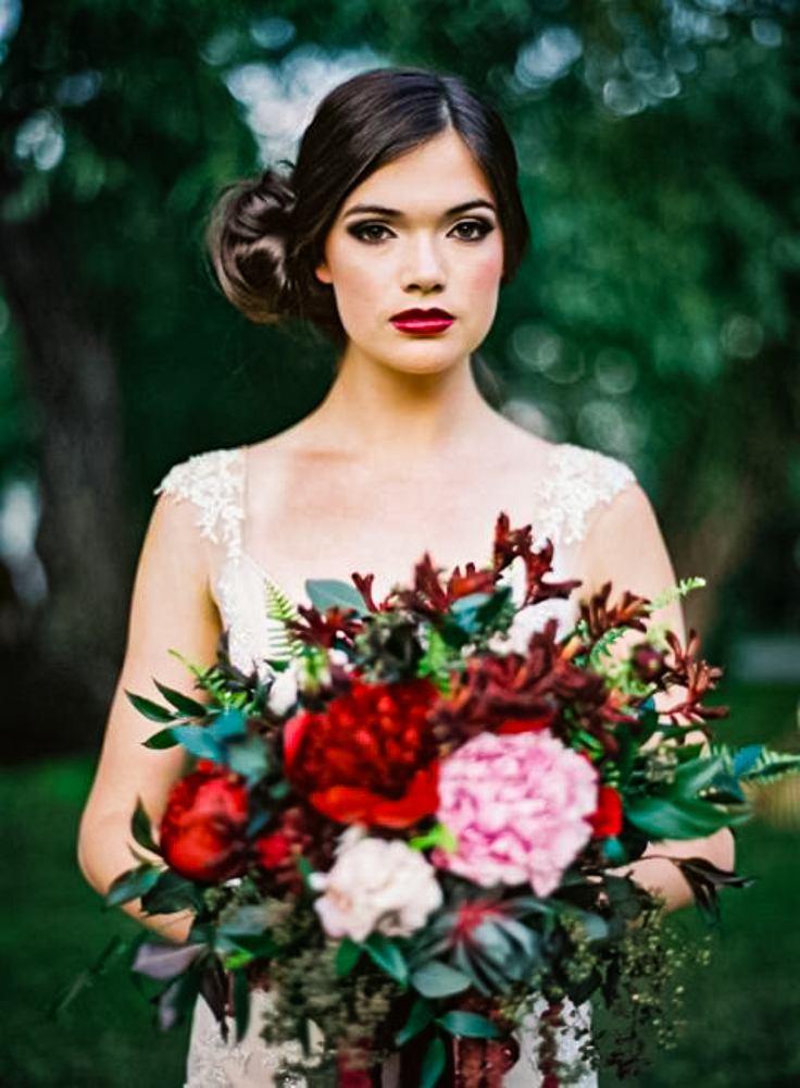 wedding makeup Ideas 22