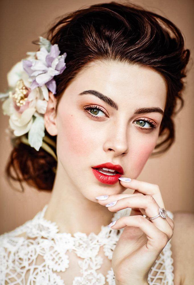 wedding makeup Ideas 24