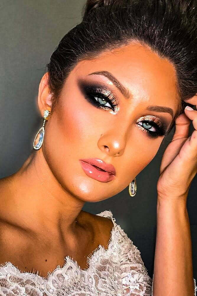 wedding makeup Ideas 26