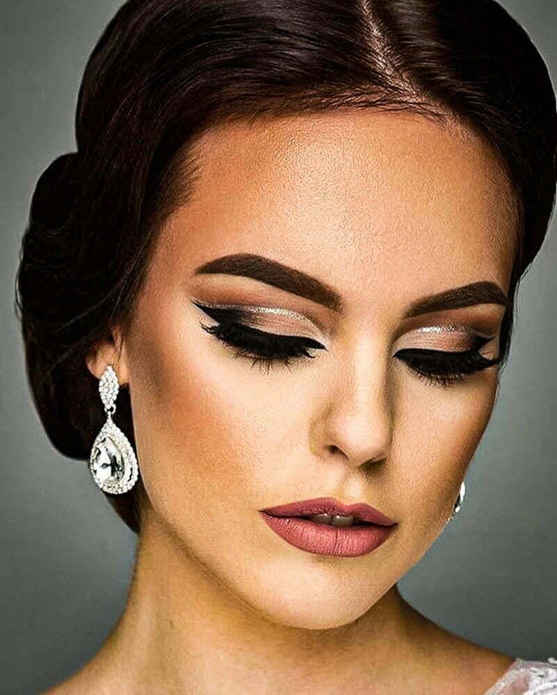 wedding makeup Ideas 27