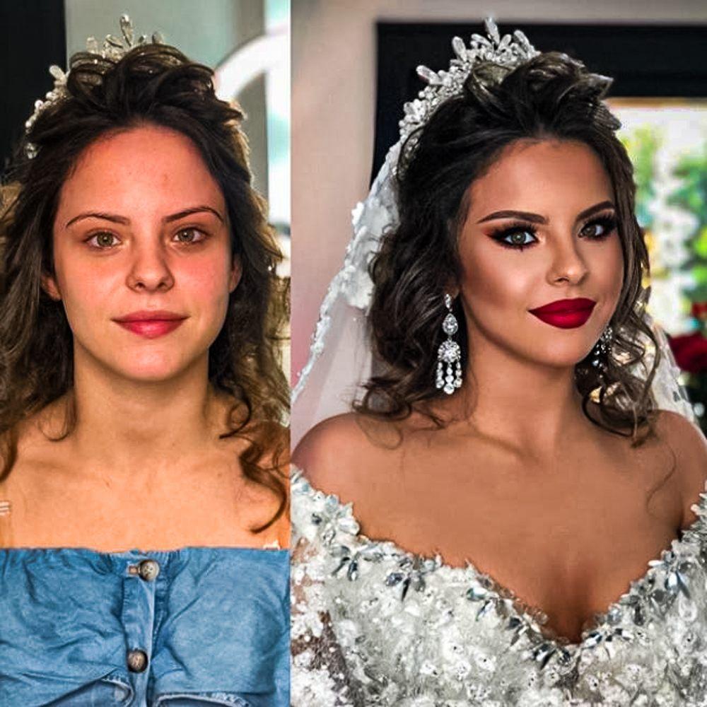 wedding makeup Ideas 29
