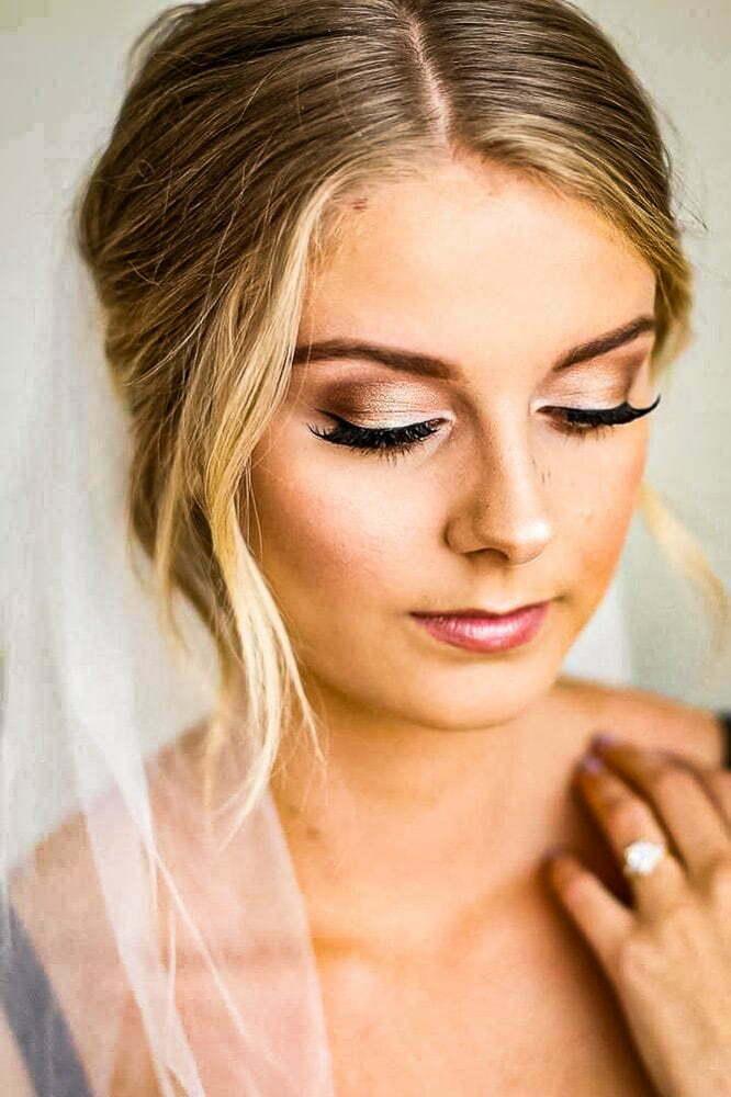 wedding makeup Ideas 35