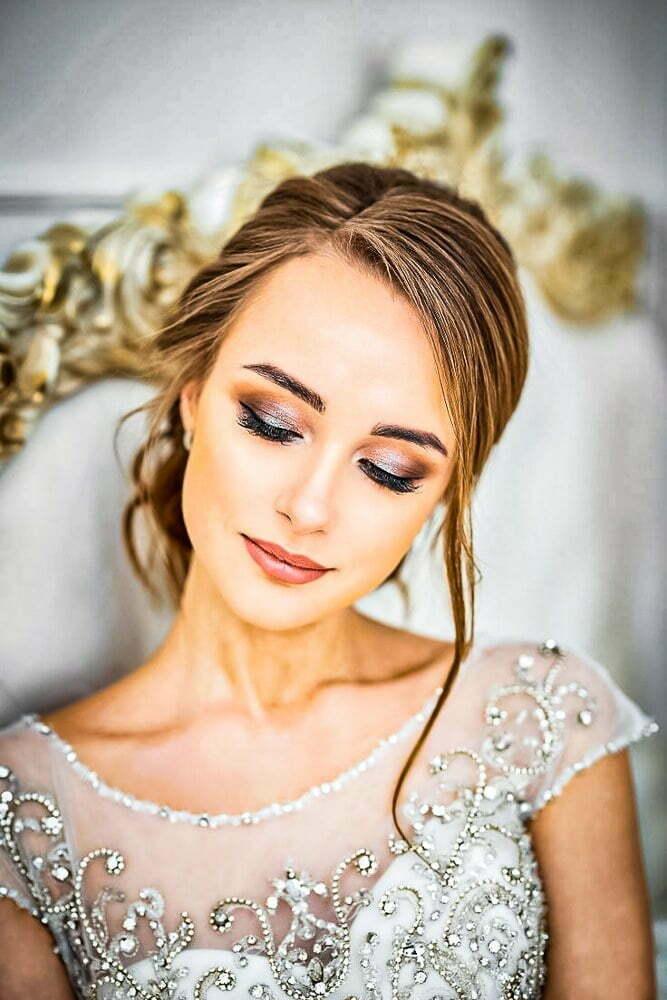 wedding makeup Ideas 46
