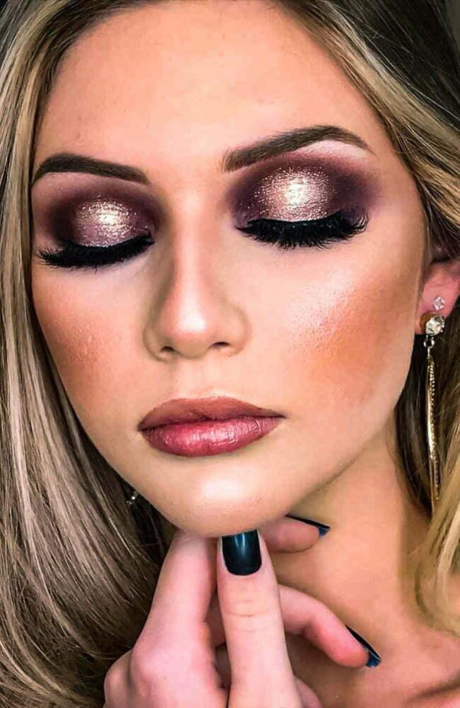 wedding makeup Ideas 48