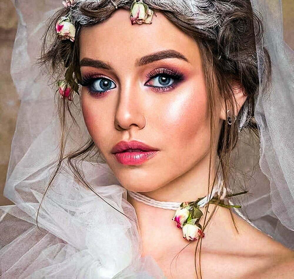 wedding makeup Ideas 8
