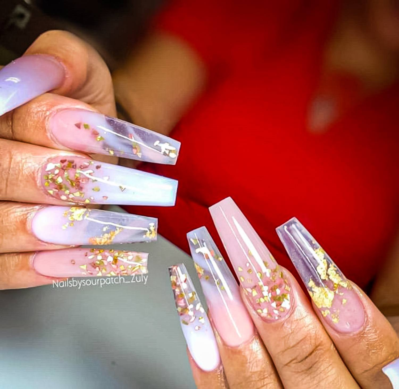 wedding nail ideas 14