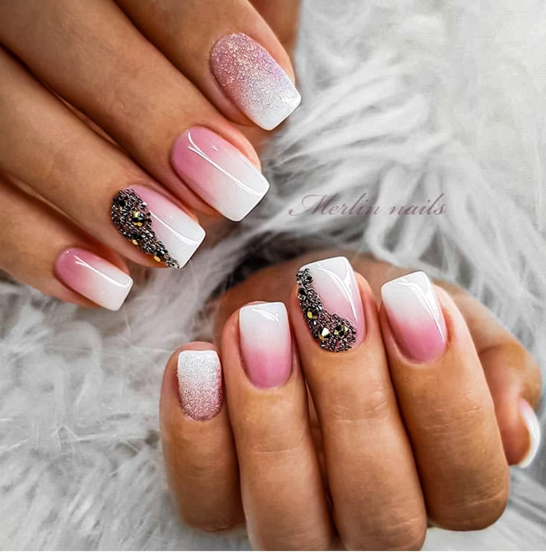 wedding nail ideas 15