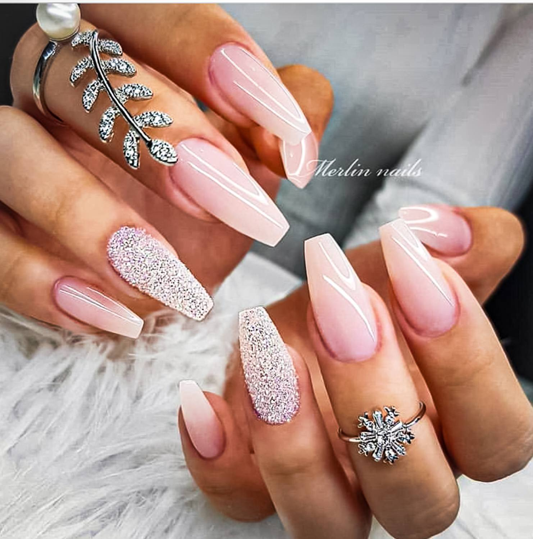 wedding nail ideas 16