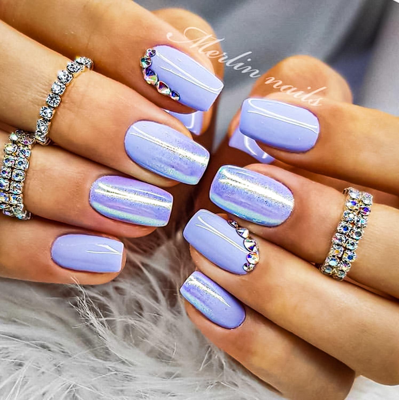 wedding nail ideas 17