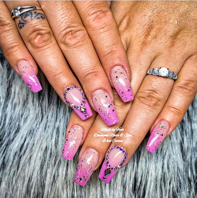 wedding nail ideas 18