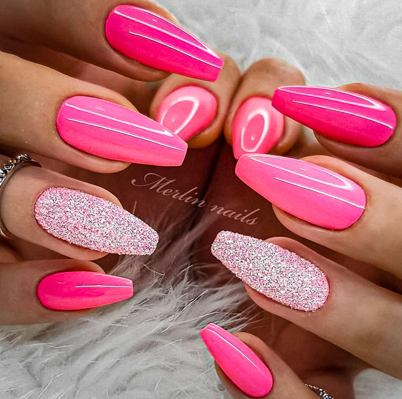 wedding nail ideas 19