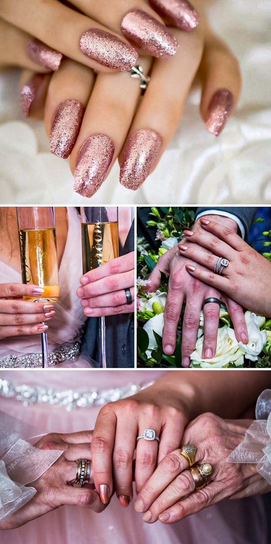 wedding nail ideas 2 1