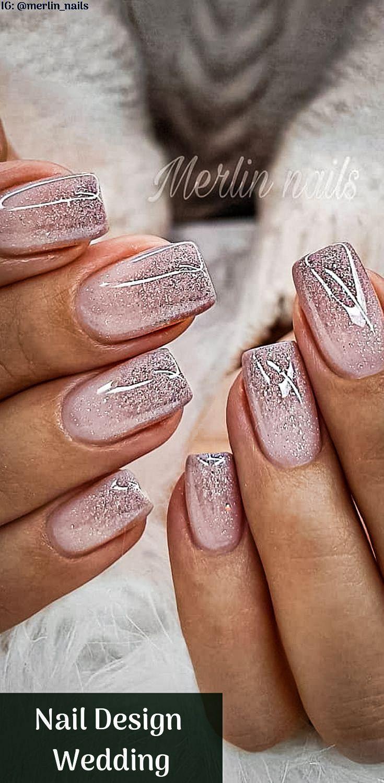 wedding nail ideas 20