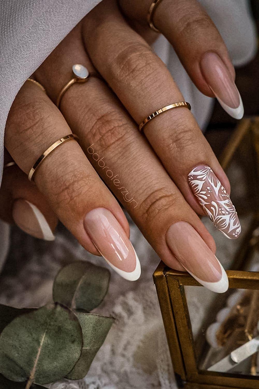 wedding nail ideas 3 1