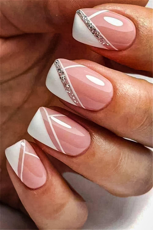 wedding nail ideas 30
