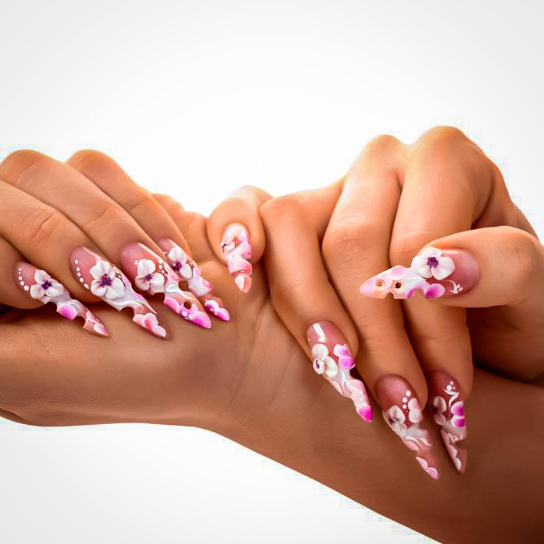 wedding nail ideas 31