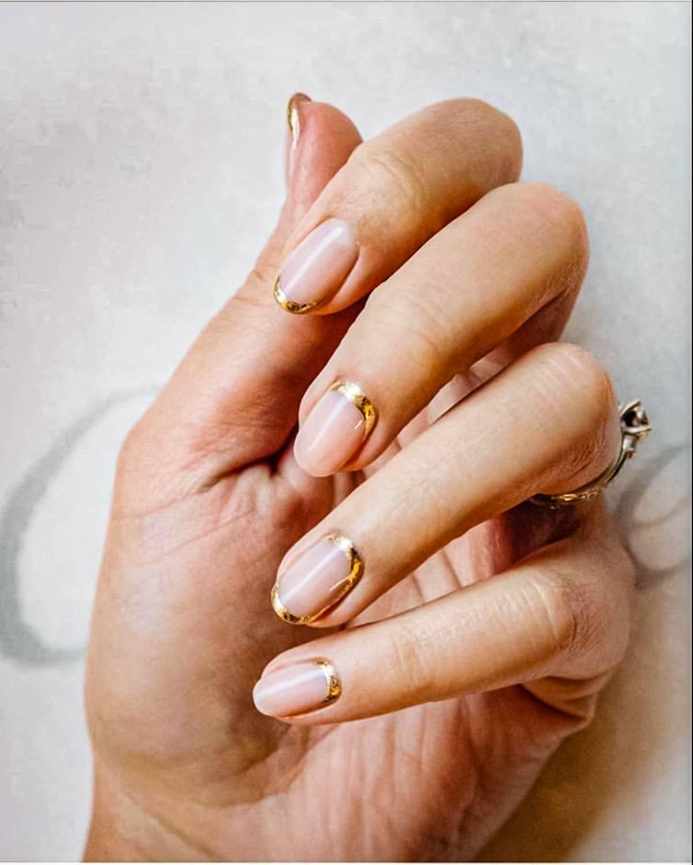 wedding nail ideas 5
